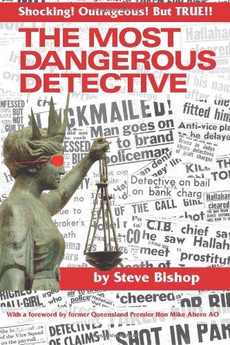 9781480253797: The Most Dangerous Detective: The Outrageous Glen Patrick Hallahan