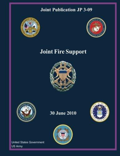 9781480254237: Joint Publication JP 3-09 Joint Fire Support 30 June 2010