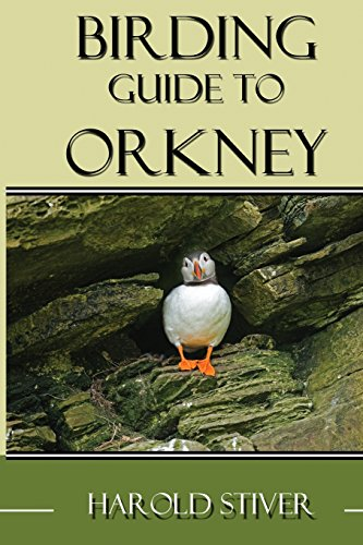 9781480255005: Birding Guide to Orkney (B&W)
