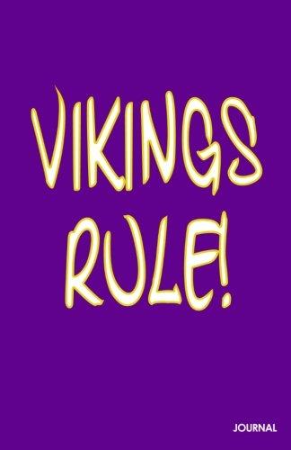 9781480255265: Vikings Rule! Journal