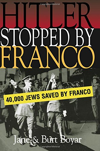 9781480264397: Hitler Stopped By Franco