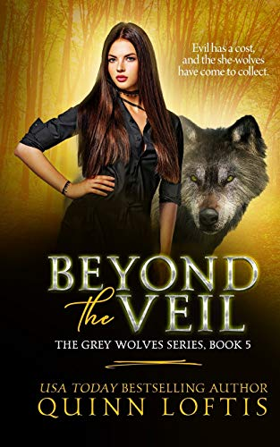9781480267015: Beyond the Veil (Grey Wolves)