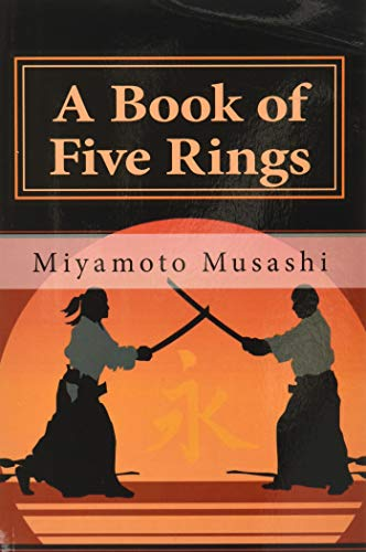 9781480268685: A Book of Five Rings