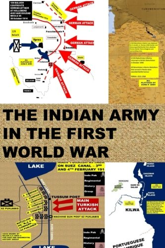 9781480274488: The Indian Army in the First World War