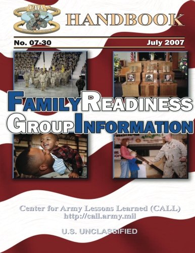 9781480277441: Family Readiness Group Handbook: Handbook 07-30