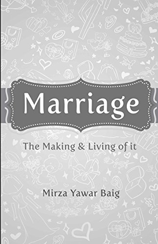 9781480278530: Marriage - The Making & Living of it