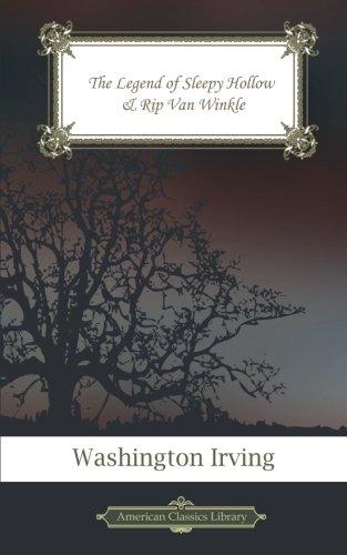 9781480281431: The Legend of Sleepy Hollow & Rip Van Winkle