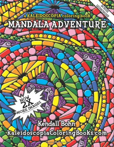 9781480283442: Mandala Adventure: A Kaleidoscopia Coloring Book
