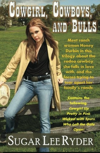 9781480286610: Cowgirl, Cowboys, and Bulls