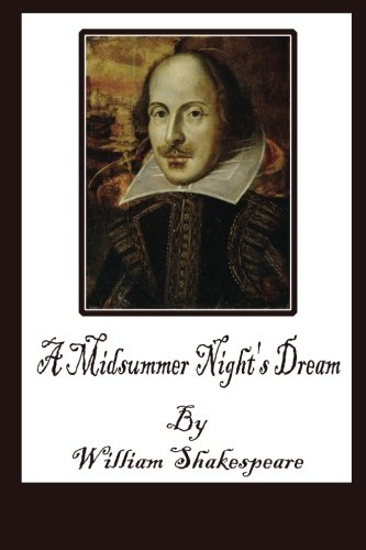 A Midsummer Night's Dream (Large Print) (9781480288249) by William Shakespeare