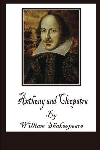 9781480288454: Anthony and Cleopatra
