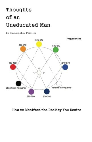 Thoughts of an Uneducated Man: How to Manifest the Reality You Desire: Phillips, Mr. Christopher M.