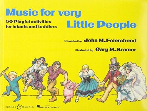 9781480302358: MUSIC FOR VERY LITTLE PEOPLE BOOK & CD