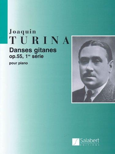 9781480304635: Danses Gitanes, Op. 55 - Volume 1: Piano Solo