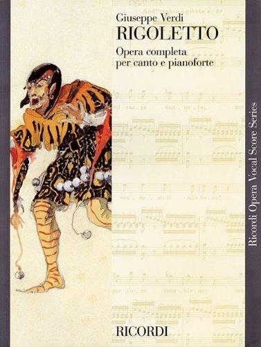 9781480304796: Rigoletto: Opera completa per canto e pianoforte