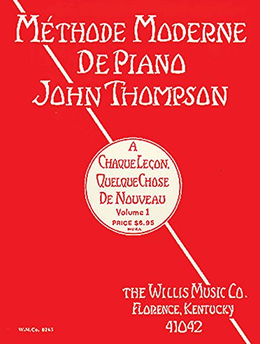 MODERN COURSE FOR THE PIANO VOLUME 1