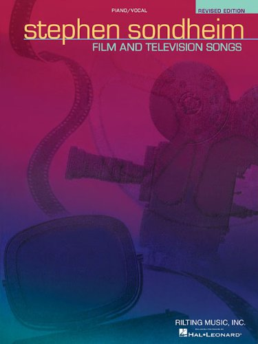 9781480305465: Stephen Sondheim - Film and Television Songs: Revised Edition