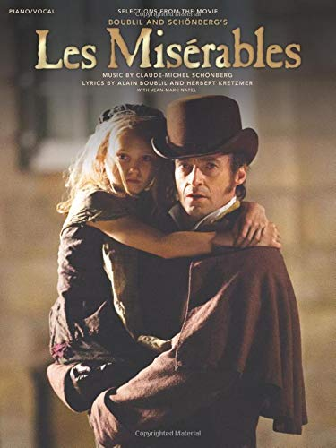 9781480308367: Les Miserables: Selections from the Movie