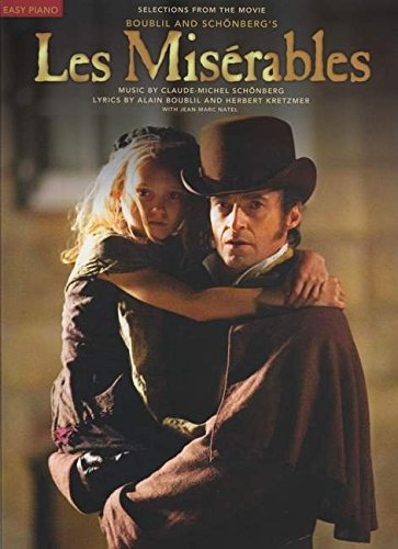 9781480308374: Les Miserables - Movie Selections (Easy Piano)