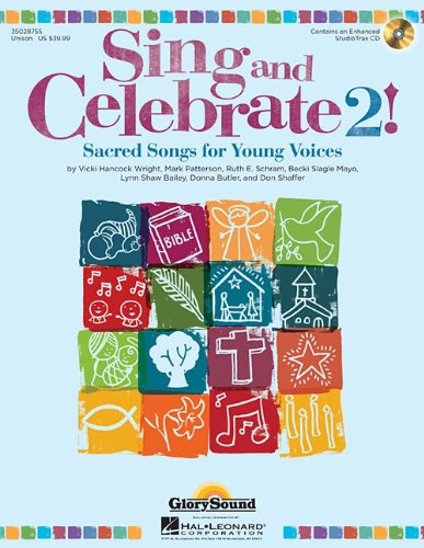 9781480308596: Sing And Celebrate 2] Sacred Songs For Young Voices