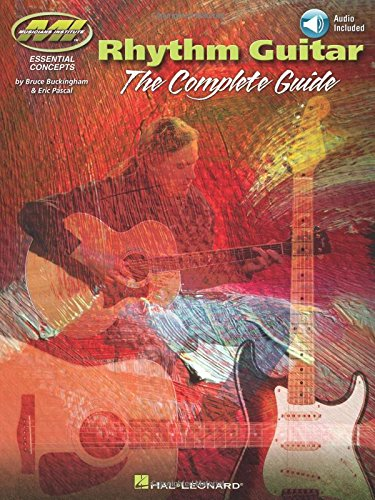 9781480309081: Musicians Institute: Rhythm Guitar - The Complete Guide (Essential Concepts / Musicians Institute)