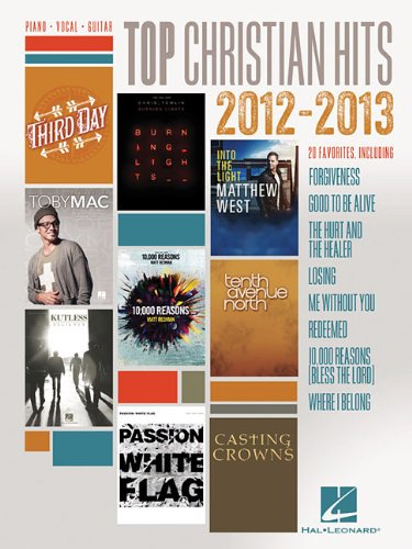 Top Christian Hits of 2012-2013