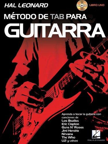 HAL LEONARD GUITAR TAB METHOD BOOK/CD 1