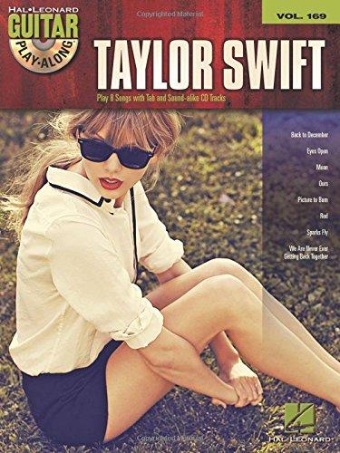 9781480321618: Taylor Swift: Guitar Play-Along Volume 169