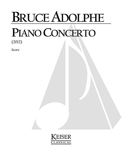 9781480324275: Piano Concerto: Set of 2 Reduced Performance Scores