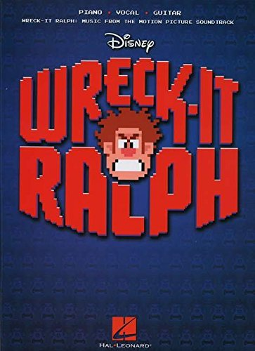 9781480324343: Wreck-It Ralph - Music from the Motion Picture Soundtrack
