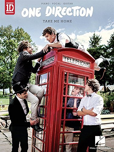 9781480328655: One Direction - Take Me Home (Piano/Vocal/Guitar)