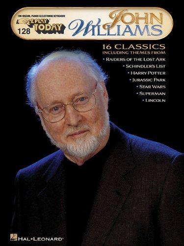 9781480329843: John Williams: E-Z Play Today Volume 128