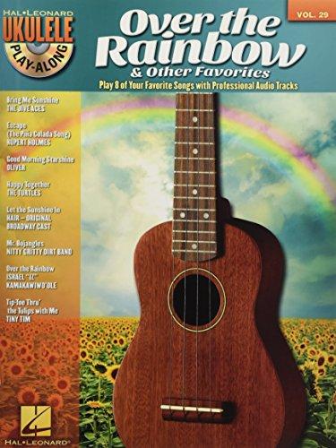 9781480330436: Over the Rainbow & Other Favorites: Ukulele Play-Along Volume 29