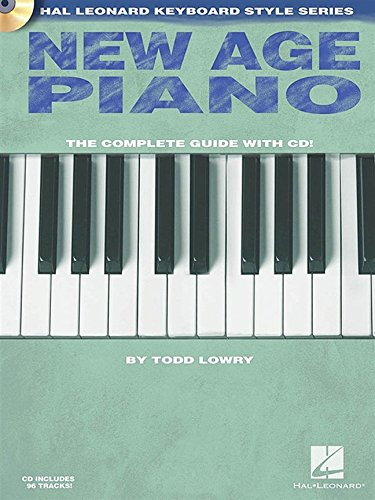 9781480331600: New Age Piano: Hal Leonard Keyboard Style Series (Book/CD)