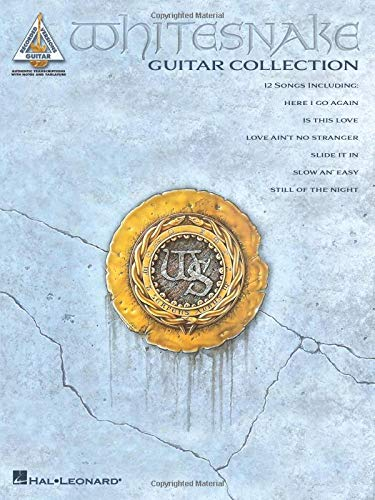 9781480332478: Whitesnake Guitar Collection (Guitar Recorded Versions)