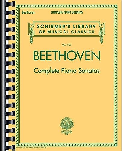 9781480332775: 2103: Complete Piano Sonatas