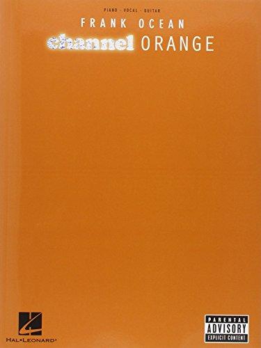 9781480333321: Frank Ocean - Channel Orange (Piano/Vocal/Guitar)