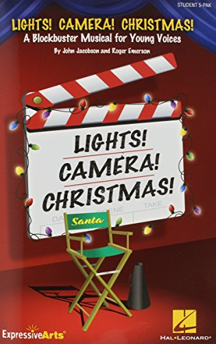 9781480333888: Lights] Camera] Christmas]