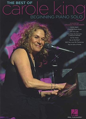 9781480338739: Carole King (Beginning Solo Piano)