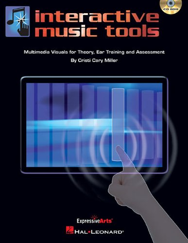 9781480339842: Interactive Music Tools-Multimedia Visuals for Theory, Ear Training and Assessment (CD-ROM and DVD)
