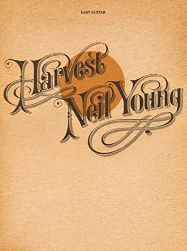 9781480341586: Neil Young - Harvest: Easy Guitar