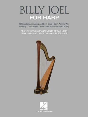 Billy Joel for Harp: 10 Selections for Lever and Pedal Harp: Joel, Billy; Brecker, Emily