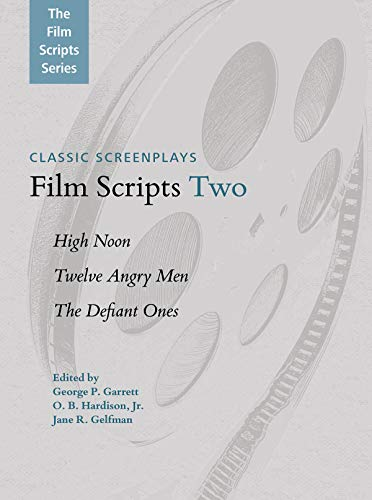 9781480342040: Film Scripts Two: High Noon, Twelve Angry Men, The Defiant Ones - Classic Screenplays