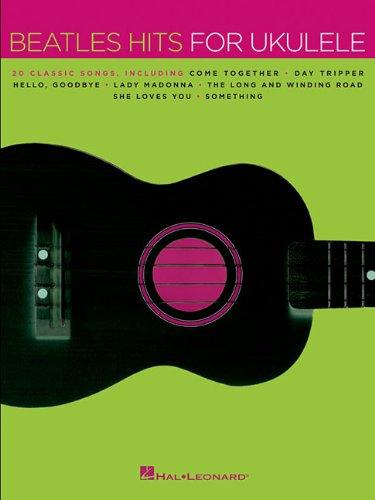 9781480342330: Beatles Hits for Ukulele