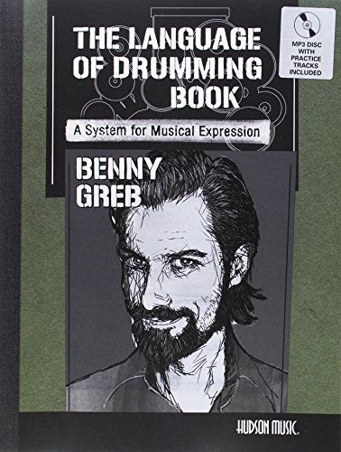 Benny Greb - The Language of Drumming: Book, CD, 2-DVD Combo Pack: Greb, Benny