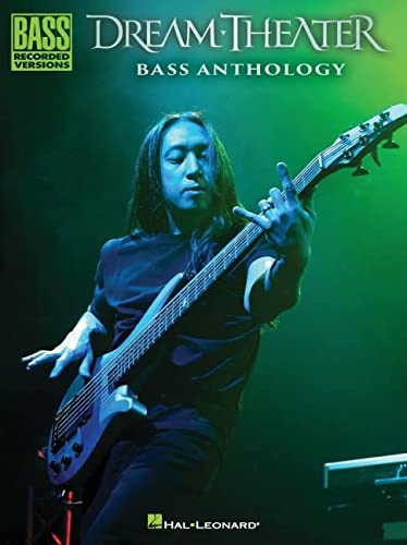 9781480342729: Dream Theater Bass Anthology (Bass Recorded Versions)