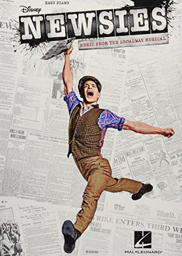 9781480343092: Newsies: Music from the Broadway Musical (Easy Piano Songbook)