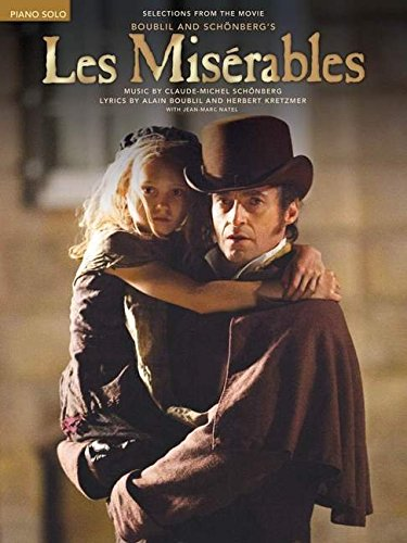 9781480343207: Les Miserables: Selections from the Movie (Piano Solo Selections)