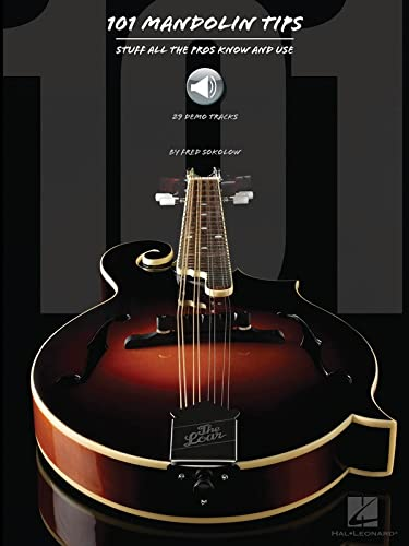 Fred Sokolow: 101 Mandolin Tips: Fred Sokolow