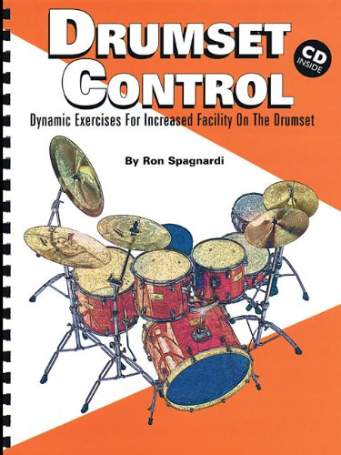 9781480344730: Drumset Control: Dynamic Exercises for Increased Facility on the Drumset